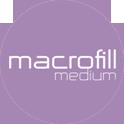 microfill medium