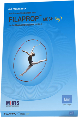 Filaprop mesh soft